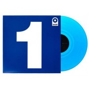 "Serato 12"""" Single Control Vinyl-Blue"