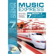 A&C Black Music Express: Year 7 Book 3, CD/CD-Rom