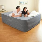 Intex Nafukovacia posteľ Comfort Plush High Rise Queen s pumpou 64418