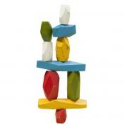 Areaware - Balancing Blocks, multicoloured