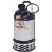 FS 337 - AFEC pompa odwodnieniowa dla budownictwa Hmax - 30m, wydajność do 900 l/min - zmiana na PRORIL TANK 337