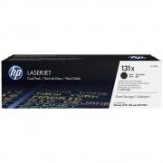 HP 131X Pack Ahorro Tóner Original Laserjet Alta Capacidad Negro