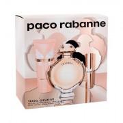 Paco Rabanne Olympéa confezione regalo eau de parfum 80 ml + eau de parfum 10 ml + latte corpo 75 ml donna