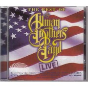 Video Delta Allman Brothers Band - Best Of Live - CD