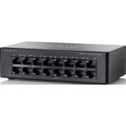 Switch Cisco Small Business SF110D-16HP-EU 16 porturi