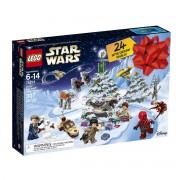 Lego Star Wars Calendário do Advento LEGO® Star Wars™Multicolor- TAMANHO ÚNICO