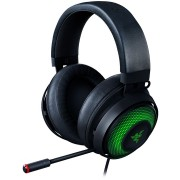HEADPHONES, RAZER Kraken Ultimate, THX Spatial Audio, Razer Chroma RGB, Microphone, Black (RZ04-03180100-R3M1)