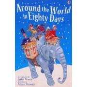 Around the World in 80 Days, Hardcover/J Verne