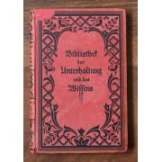 Bibliothek der Unterhaltung und des Wissens, Band 13 (1923)