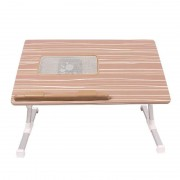 Lazy bed notebook comter desk with fan large simple multi-function folding FREE SHIPPING