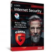 G Data Internet Security 2019 1 Jahr Vollversion 3 Geräte