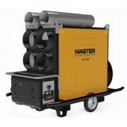 Incalzitor cu motorina cu ardere indirecta AIR-BUS tip BV 471 FS Master cu putere maxima 136kW si flux de aer de 8500 m³/h
