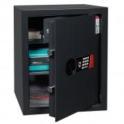 Seif standing de birou, inchidere electronica,480 x 380 x 370 mm,Planet Safe R.48.E