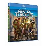 Teenage Mutant Ninja Turtles: Megan Fox,Jeremy Howard,Alan Ritchson - Testoasele Ninja (Blu-Ray)