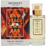 Bronnley Exotic Embers Eau de Toilette 50ml Spray