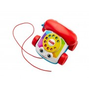 Игрушка Mattel Fisher-Price Говорящий телефон на колесах FGW66