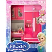 Dream Frozen 2 Compartments Kitchen Set and Doors Opening