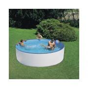 Piscina rotunda cu cadru metalic 450 x 120 cm