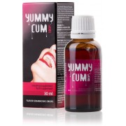 Yummy cum -javítja a sperma minőségét és ízét