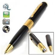 USB Digital Pocket Video Recorder Ballpoint Spy Pen with Hidden Camera with 8GB Memory Card - PCM8GB