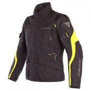 Dainese Tempest 2 D-dry Jacket Motorjas - Zwart-Fluor - Zwart-Fluor - Size: 56