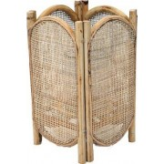 Bomont Collection Latern Webbing 20x20x30cm Incl Glas