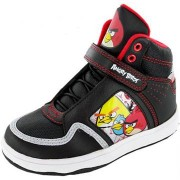 Adidasi gheata Angry Birds negru