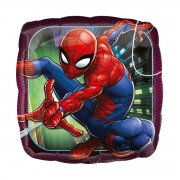 Balon patrat Spiderman 43 cm
