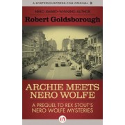 Archie Meets Nero Wolfe, Paperback