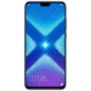 "Telefon Mobil Huawei Honor 8X, Procesor Octa-Core 2.2GHz / 1.7GHz, IPS LCD Capacitive touchscreen 6.5"", 4GB RAM, 128GB Flash, Camera Duala 20+2MP, Wi-Fi, 4G, Dual Sim, Android (Albastru) + Cartela SIM Orange PrePay, 6 euro credit, 6 GB internet 4G, 2,000"