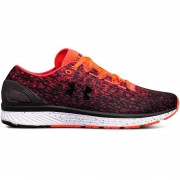 Under Armour Men's Charged Bandit 3 Ombre Running Shoes - Red - US 13/UK 12 - Red