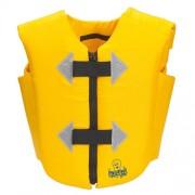 BECO Sindbad zwemvest, geel, voor kinderen 2-6 jaar - 15-30 kg