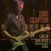 Warner Music Eric Clapton - Live In San Diego (With Special Guest Jj Cale) - CD