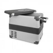 Klarstein Survivor 50, хладилник, фризер, преносим, 50 l/-22 до 10 °C, редуващ/еднопосочен ток (ICE6-Survivor-50)