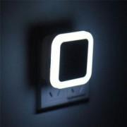 Lampa de veghe MyStyle 3D White Bright Lamp - Veioza Smart Led cu senzor de lumina incorporat