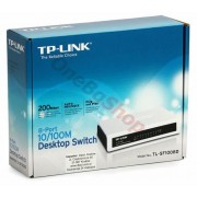 Суич TP-LINK TF-SF1008D Switch - TF-SF1008D