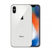 Apple iPhone X 64 GB Silver Garanzia Italia