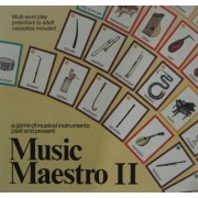 Music Maestro II - A Game of Musical Instruments Past and Present