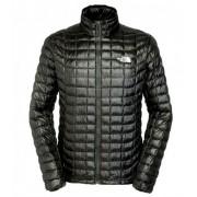 The North Face Mens Thermoball FZ Jacket Tnf Black Lättviktsjacka Herr Storlek XS