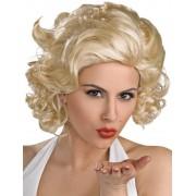 Parrucca bionda Marilyn Monroe