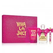 Juicy Couture Viva La Juicy SET Eau de Parfum - Vaporizador Set de Perfumes para Mujer