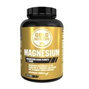 Magnésio 600mg 60cp - Gold Nutrition