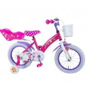 """Dječji bicikl Minnie 14"""" rozi"""