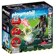 Playmobil Ghostbusters, Zeddemore