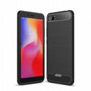 TECH-PROTECT Ochranný kryt pro Xiaomi Redmi 6A - Tech-Protect, Tpucarbon Black