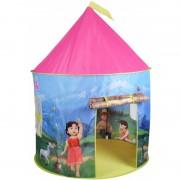 Cort de joaca pentru copii Heidi Castel Knorrtoys