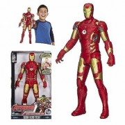 Iron Man Marvel Super Hero Legends 12 Inch (30 CM) Action Figure Toy with LED light Sound