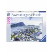 Puzzle Alesund, 1000 Piese Ravensburger