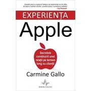 Experienta Apple/Carmine Gallo