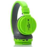 Tech Gear High Quality Premium Wireless Bluetooth Headphone with FM and SD Card Slot